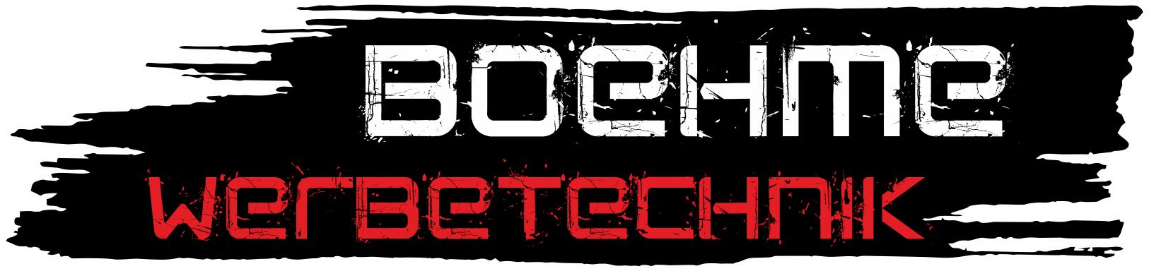 Böhme Werbetechnik Logo