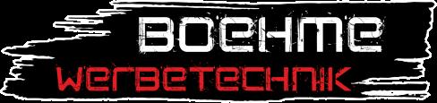Böhme Werbetechnik – Ihr Partner für Werbetechnik in Leingarten und Umgebung